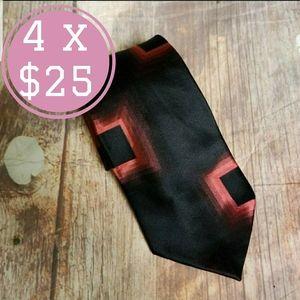 Ferucci 100% silk tie